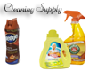 V! Cleaning Supplies