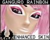 -cp Ganguro Rainbow