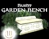 Bushy Garden Bench
