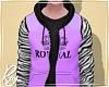 Violet ROYAL Hoodie