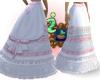 Rose Teatime Skirt