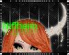 ♠♥ M/F Pearl Horns L