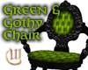 Green&Gothy Chair