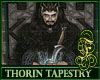 Thorin Tribute Tapestry