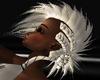 D3~Spiked Braid White