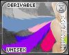 . drv kitsune tails v2