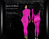 Derivable Tight Bdy Suit