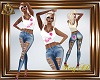 AD! Mwah Tank & Jeans PF