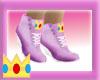{B} PrinPeach Shoes