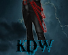 -KDW- Red Chained Black