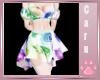 *C* Spring Roses Rainbow
