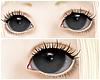 害羞. Big Eyes.