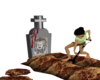 zombie grave digger