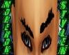 Black King Eyebrows