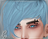 Blue Reg Hairstyle