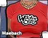 ♛ | WILD'N OUT RED