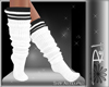 ! White Black Socks