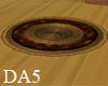 (A) Wood Tudor Rug