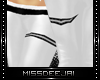 *MD*Baggy Pants|White