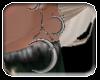 -die- Moon earrings