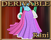Derivable Holiday Gown