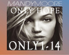 Only Hope-Mandy Moore