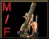 Steampunk Chainsword