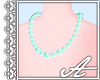Pearl Necklace~ Mint
