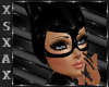 Black Catwoman Mask