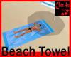 beach towel no pose
