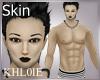 K goth skin