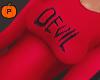 🎃 Devil Bodysuit RLL