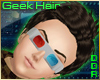 DDR Geek Hair