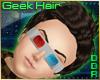 DDR Geek Hair