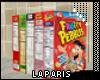Kids Cereals Boxes