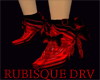 [FCS] Rubisque Bow Boots