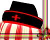 Krankhaus Nurse Hat