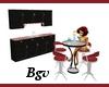 RBCabnet & Table Set 10p