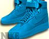 Nike Air Force Bblue