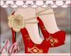 🌸 Chinese Heels