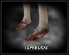 bloody feet zombie