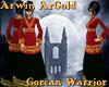 Warrior's dress