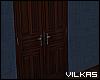 V* .Rustic Door.