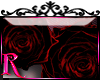 *R* Red Roses Sticker