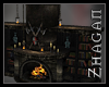 [Z] DQC Library Hearth