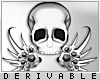 0 | Skull Headdress M v5