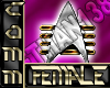 ST Badge: Comm FI-F