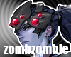 ZZ|Widowmaker helmet