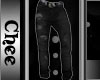 *Chee: Black Jeans Grung