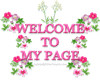 Vv Welcome to my page!
